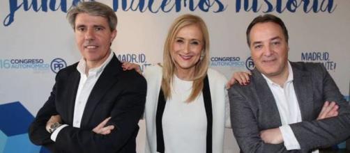 Las amistades peligrosas de Cristina Cifuentes