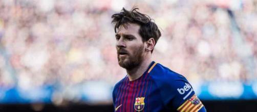 Leo Messi está muito atento ao que se passa no Real
