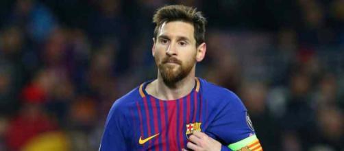 Leo Messi sabe bem o que está acontecendo nos bastidores. (foto reprodução).
