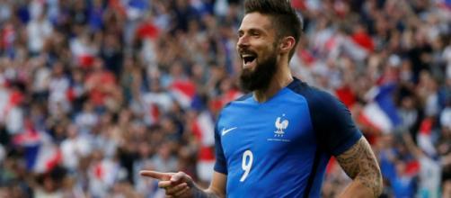 Les notes: Giroud, roi de l'efficacité - Football - Sports.fr - sports.fr