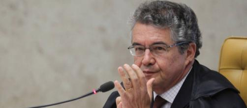 Ministro do Supremo Tribunal Federal, Marco Aurélio Mello