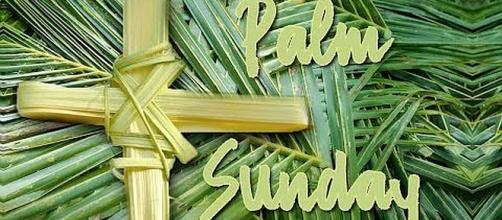 Palm Sunday is the day that begins Holy Week for Christians [Image: ArrayofHope1/YouTube screenshot]