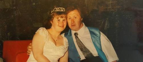 Pareja con síndrome de Down celebra sus 23 años de matrimonio - today.com
