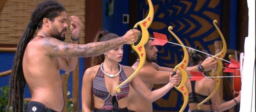 Prova do anjo no 'Big Brother Brasil'