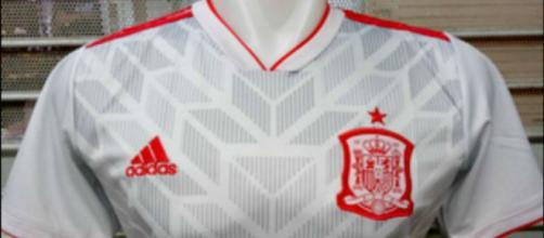 Selección de España: Filtran la posible segunda equipación de ... - marca.com