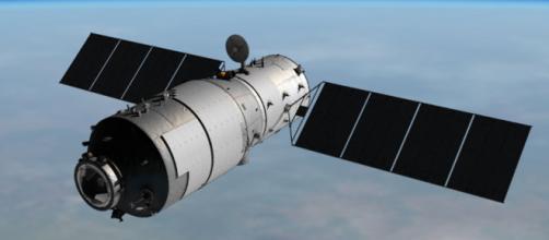 Stazione spaziale cinese alla deriva potrebbe colpire l'Italia