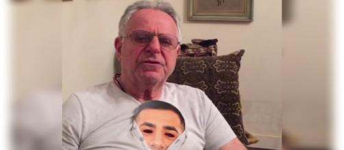 Tia de Kaysar pede paz nas redes sociais