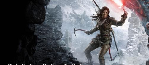 Tomb Raider Tomb Raider Personaje.