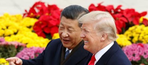 Trump assume um tom moderado ao acusar chineses