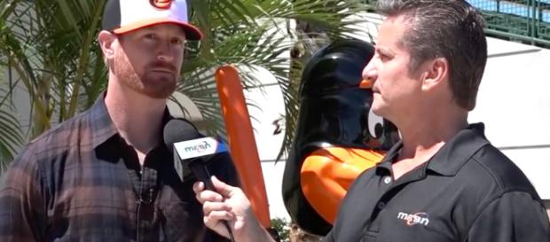Alex Cobb on 'pure excitement' of joining Orioles -- masnorioles/YouTube