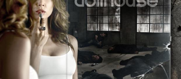 La serie de televisión Dollhouse tiene cada día más seguidores.