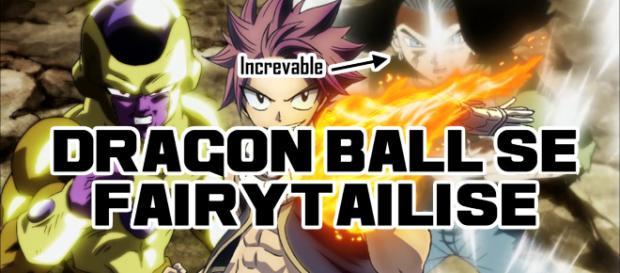 Dragon Ball Super se fairytailise... C-17 est intuable !