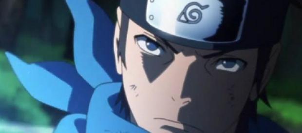 Konohamaru Sarutobi, nieta de la tercera Hokage, persigue el mismo objetivo de Naruto