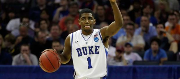 Kyrie Irving hooks Duke up with custom Kyrie 1 sneakers | NCAA ... - sportingnews.com