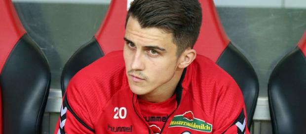 Marc-Oliver Kempf wechselt ablösefrei zum VfB Stuttgart