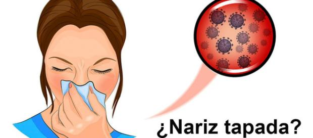 Puede deberse a un resfriado, a la sinusitis o a las alergias. Lo cierto es que tener la nariz tapada no es para nada agradable
