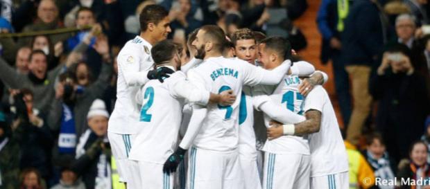 Real Madrid quer melhorar na próxima temporada