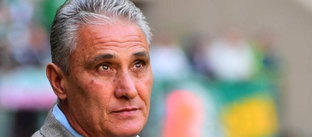 Tite é o atual técnico da Seleção Brasileira. (foto reprodução).