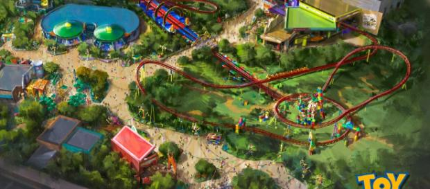 Toy Story Land abrirá en junio de 2018!