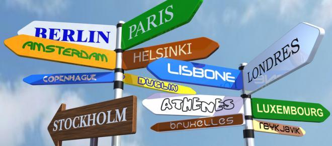 Top 5 de ciudades europeas de ensueño