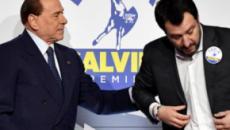 'Salvini come Fini', la minaccia di FI