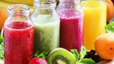 Los cocteles de jugos naturales se convierten en fuentes nutricionales