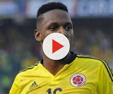 O jogador continua como titular da Colômbia