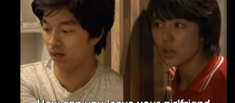 A scene from 'Coffee Prince.' - [DramaFever / YouTube screencap]