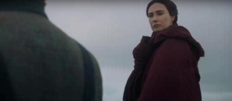 Melisandre's big role in 'Game of Thrones' Season 8: (Image Credit: Laterrian, YouTube screencap)