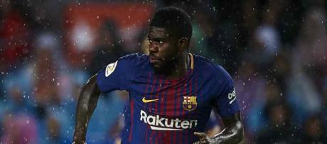 Samuel Umtiti é um dos casos mais preocupantes no Barcelona