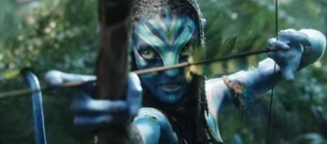 The 2009 blockbuster hit 'Avatar.' - [Image via 20th Century Fox / YouTube screencap]