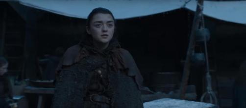 Arya's bittersweet ending in 'Game of Thrones' / Image via Jesus, YouTube screencap