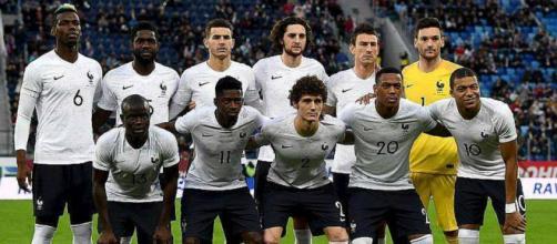Équipe de France. Ces Bleus qui ont marqué des points et qui en ... - ouest-france.fr