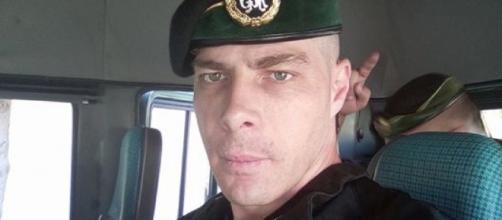Hugo Ernano presta serviço actualmente no GIOP da GNR