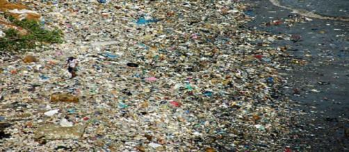 La mancha de residuos más grande del mundo está en el Pacífico