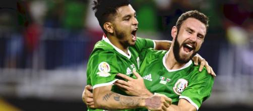 Layun y Corona le devolvieron la alegría a México