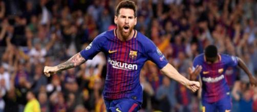 Leo Messi descansou contra a Itália