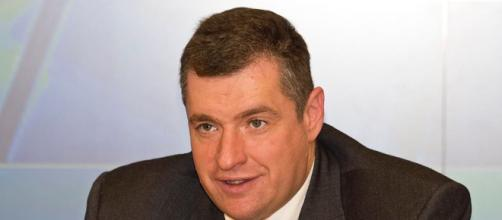 Leonid Sloutski, diputado ruso de la Comisión de Exteriores acusado de acosar a una periodista en 2014, primer caso así en Rusia