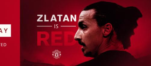 Live reaction to Zlatan Ibrahimovic joining Manchester United ... - manutd.com