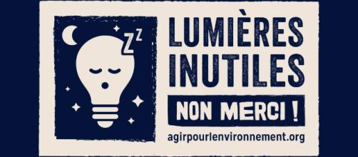Lumières inutiles, non merci ! – Agir pour l'Environnement - agirpourlenvironnement.org