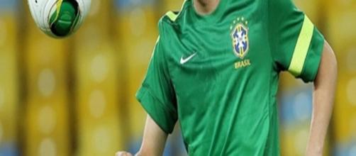 O jogador já jogou a Copa do Mundo