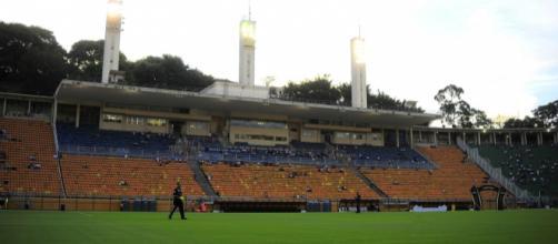 Os dois confrontos serão no Estádio do Pacaembu