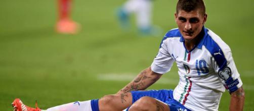 Probablemente Verrati se perderá el partido amistoso contra Inglaterra.