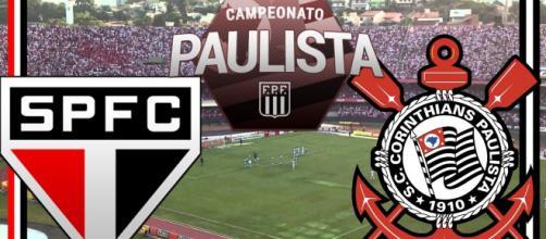 São Paulo x Corinthians ao vivo