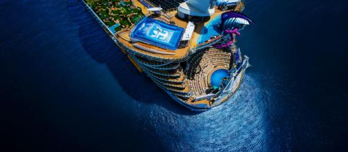 Symphony of the Seas: arriva la città galleggiante volta al divertimento