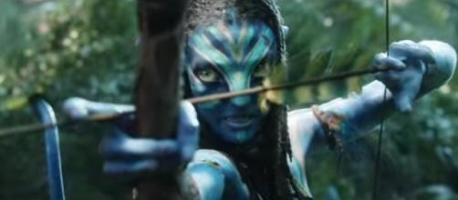 The 2009 blockbuster hit 'Avatar.' - [Image via 20th Century Fox / YouTube screencap]