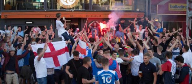 Army of 1,200 England football hooligans free to cause mayhem in ... - thesun.co.uk