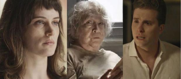 Beatriz está viva e voltará para salvar Clara