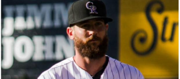 Charlie Blackmon won the National League batting title in 2017. Image Source: Wikimedia Commons
