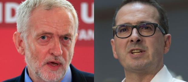 Labour MPs attack sacking of Owen Smith over Brexit - BBC News - bbc.com